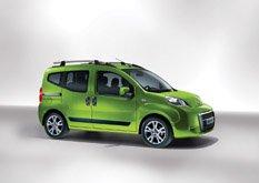 Το Fiat Fiorino «βαν της χρονιάς 2009»