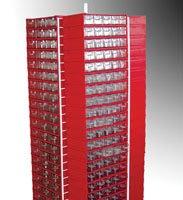 AL. KARTELIAS: Πλαστική περιστρεφόμενη συρταροθήκη
