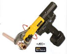REMS: Ακτινική πρέσα μπαταρίας έως Φ 40 mm