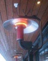HYDROFUN: Πλήρης γκάμα συστημάτων θέρμανσης εξωτερικών χώρων
