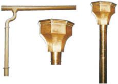 ΙΩΣΗΦ Κ. ΙΑΤΡΙΔΗΣ: Κατασκευές χάλκινων υδρορροών