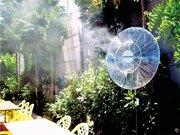 ΥΔΡΟΘΕΡΜ:  Πρωτοποριακά συστήματα  δροσισμού με υδρονέφωση