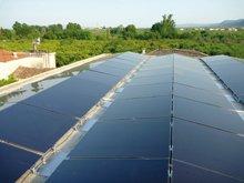 SCHÜCO HELLAS: Πρωτοποριακό έργο εγκατάστασης φ/β επί στέγης με σύστημα East – West BL 01