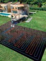 Συστήματα γεωθερμίας ERGON