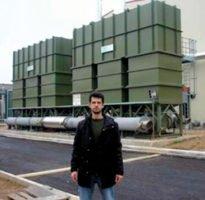 KARGAS ENERGY: Βιομηχανικά συστήματα  ανάκτησης θερμότητας