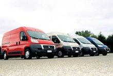 Τα επαγγελματικά Fiat στην πρωτοπορία των ντίζελ