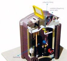 ΓΕΩενέργεια ΕΠΕ: Αντλίες θερμότητας του Αυστριακού οίκου «IDM Energie Systeme»