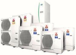 ΟΙΚΟΕΝΕΡΓΕΙΑ ΕΠΕ: Αντλίες θερμότητας Ecodan Mitsubishi