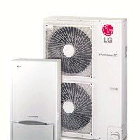 Oι νέες αντλίες θερμότητας LG Therma V καλύπτουν όλες τις ανάγκες για θέρμανση και κλιματισμό