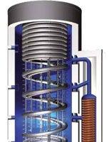 ANΔΡΙΑΝΟΣ: Pro-Clean © Premium του οίκου TiSUN: Το βέλτιστο θερμοδοχείο για ηλιακή θέρμανση
