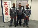 Μεγάλος νικητής ο Γιώργος Μύγιας στο διαγωνισμό της «BOSCH Θερμοτεχνική»