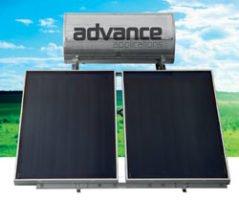 ADVANCE APPLICATIONS –  Κ. ΤΕΝΕΔΙΟΣ & ΣΙΑ ΕΕ:  Η σωστή επιλογή εξοικονόμησης ενέργειας, ζεστό νερό  χειμώνα – καλοκαίρι