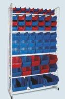 AL. KARTELIAS PLASTIC & METAL: Λειτουργική και εύχρηστη  συρταροθήκη από πλαστικό