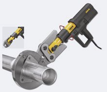 REMS GmbH & Co KG: Hλεκτροϋδραυλική ακτινική πρέσα Power-Press XL ACC