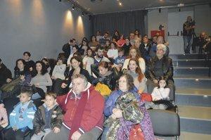 Θεατρική παράσταση και γιορτή για τα παιδιά των μελών του ΣΕΥΔΑΠ