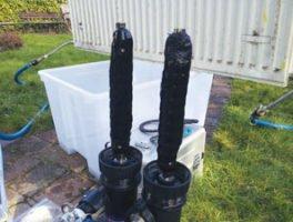 POWERFLUSHING: Xημικός καθαρισμός σε οικιακά δίκτυα θέρμανσης και ύδρευσης