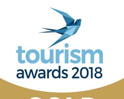 Tourism Awards 2018: Άλλη μία χρυσή βράβευση  για την LG στον κλάδο του τουρισμού