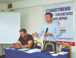 O Κωνσταντίνος Σπανουδάκης επανεξελέγη πρόεδρος στον «Προμηθέα»