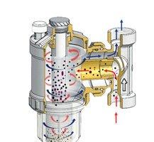 Mag-Filter: Μαγνητικό Φίλτρο Σωματιδίων από την Brass Form