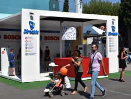 Απόλυτα επιτυχημένη η συμμετοχή της Bosch στην 83η ΔΕΘ
