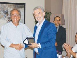 «25 χρόνια το Σωματείο Υδραυλικών Κοζάνης στο έργο της τηλεθέρμανσης»