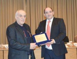 Ο Ευθύμιος Σπανός επανεξελέγη πρόεδρος στην ΕΒΗΕ