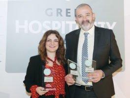 Τριπλή βράβευση για την LG στα Greek Hospitality Awards 2019