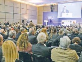 H LG στηρίζει το έργο του Ξενοδοχειακού Επιμελητηρίου Ελλάδος ως ασημένιος χορηγός της 8ης γ.σ.