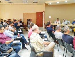 «Μόνιμα συστήματα πυρόσβεσης μεγάλων εγκαταστάσεων»: Ενημερωτική εκδήλωση από τον ΣΕΥΦΑΝΗ