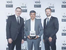 H Wilo μεταξύ των πιο καινοτόμων εταιρειών στη Γερμανία