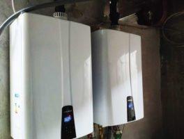 Ταχυθερμαντήρες αερίου – υγραερίου Navien NPE για άμεση παραγωγή ΖΝΧ από την Gas Technic