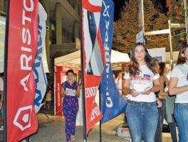 Τα 40 χρόνια του γιόρτασε ο ΝΕΣΥΘΕΡΜ με διήμερες εκδηλώσεις στην πλατεία της Λάρισας