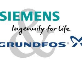 Η Siemens και η Grundfos υπογράφουν ψηφιακή συνεργασία για την αντιμετώπιση των παγκόσμιων προκλήσεων στον τομέα του νερού & την εξοικονόμηση ενέργειας