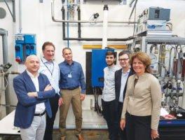 Ο πρώτος οικιακός λέβητας υδρογόνου στον κόσμο από το τμήμα Έρευνας και Ανάπτυξης της ΒΑΧΙ