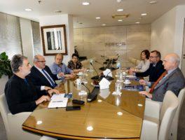 Συνάντηση αντιπροσωπείας της ΓΣΕΒΕΕ με τον Γενικό Γραμματέα Επαγγελματικής Εκπαίδευσης και Διά Βίου Μάθησης του Υπουργείου Παιδείας