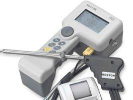 Ηλεκτρονικοί αναλυτές καυσαερίων BOSTON HD από την εταιρεία Aerion Scaz AE