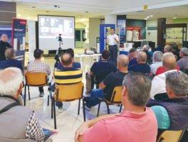 H Ariston ξεκίνησε μια νέα ελπιδοφόρα συνεργασία με την Υδρώ Κορινθίας ΑΕ