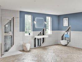 Η Ideal Standard λανσάρει μία περιεκτική σειρά πολλαπλών εφαρμογών από εντοιχιζόμενες λύσεις στο μπάνιο