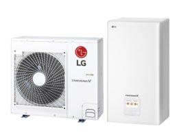Η LG Therma V R32 Split είναι η πιο πρόσφατη, φιλική προς το περιβάλλον προσθήκη στην εξαιρετική σειρά αντλιών θερμότητας