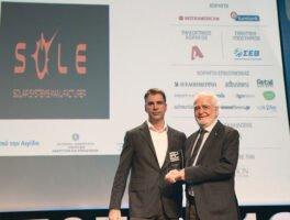ΣΟΛΕ Α.Ε.: Σημαντική διάκριση στα βραβεία «Made in Greece Awards 2019»