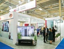 LG: To «έξυπνο» δωμάτιο με ολοκληρωμένες ξενοδοχειακές λύσεις