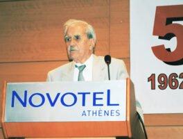 «Έφυγε» ο Μίμης Κουτσογιαννάκης, ένα από τα ιδρυτικά μέλη της ΟΒΥΕ