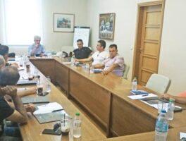 ΟΒΥΕ: Σύσκεψη Συνδέσμων υδραυλικών της Περιφέρειας Κεντρ. Μακεδονίας