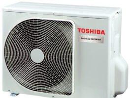 Νέα εξωτερική μονάδα 3,5ΗP της σειράς Digital Inverter της Toshiba