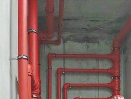 Caramondani Hellas: Σύστημα πλαστικών σωληνώσεων από PPR υψηλής πυραντοχής του εργοστασίου Interplast