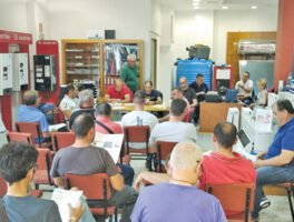 Μεγάλη προσέλευση μελών και εποικοδομητική συζήτηση στην τακτική γενική συνέλευση του ΝΕΣΥΘΕΡΜ