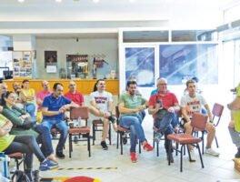 Σεμινάριο «Παροχή Α' Βοηθειών σε επείγουσες καταστάσεις» στις εγκαταστάσεις του ΝΕΣΥΘΕΡΜ