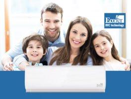 Ecofer UVC: Το πρώτο κλιματιστικό στην Ευρώπη με UVC που εξουδετερώνει τους μικροβιακούς οργανισμούς (ιούς – βακτήρια – παθογόνα)