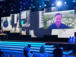 Η Wilo κερδίζει το Γερμανικό Βραβείο Αειφορίας (German Sustainability Award)