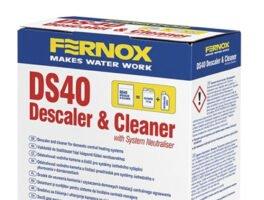 Κρατήστε τα συστήματα θέρμανσης και ψύξης καθαρά με Fernox
